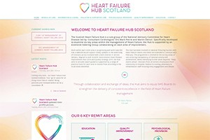 Heart Failure Hub Scotland